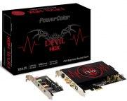 Иллюстрация к новости Звуковая карта для аудиофилов PowerColor Devil HDX