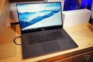 Иллюстрация к новости Ноутбук Dell XPS 15 с минимальными рамками вокруг дисплея