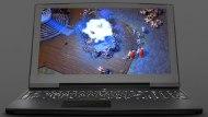 Иллюстрация к новости Игровой ноутбук Aorus X5 с двумя видеокартами