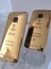 Иллюстрация к новости HTC анонсировала золотую версию One M9