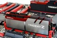 Иллюстрация к новости Характеристиками памяти для энтузиастов G.Skill Trident Z DDR4