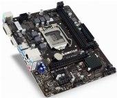 Иллюстрация к новости Biostar предлагает аудиофилам компактную плату Hi-Fi B150S1 на чипсете Intel B150