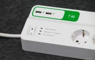 Иллюстрация к новости USB зарядка больше не нужна с сетевым фильтром APC PM6U-RS