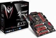 Иллюстрация к новости Cуперплата для профессиональных геймеров ASRock Fatal1ty Z170 Professional Gaming i7