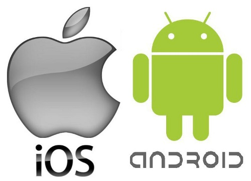 Apple iOS, Google Android