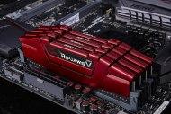 Иллюстрация к новости Компания G.Skill запускает новые комплекты памяти DDR4 серий TridentZ и RipjawsV