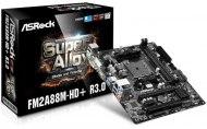 Иллюстрация к новости ASRock выпускает в продажу плату FM2A88M-HD+ R3.0 для ускорителей AMD FM2+/FM2