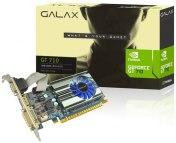 Иллюстрация к новости Galax в бюджетном сегменте выпускает низкопрофильную видеокарту GeForce GT 710