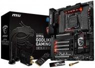 Иллюстрация к новости Состоялся запуск супероснащенной материнской платы MSI X99A Godlike Gaming Carbon