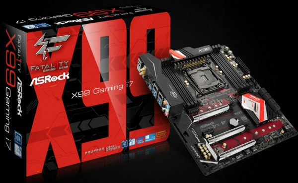 ASRock Fatal1ty X99 Gaming i7