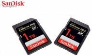 Иллюстрация к новости SanDisk представила карту памяти Extreme Pro формата SDXC на 1 ТБайт