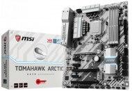 Иллюстрация к новости MSI представила белоснежные платы Z270 Tomahawk Arctic и B250 Mortar Arctic серии Arsenal