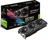 Иллюстрация к новости ASUS анонсирует видеокарты GeForce GTX 1080 11Gbps и GTX 1060 9Gbps