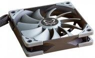 Иллюстрация к новости Scythe запускает в продажу серию корпусных вентиляторов Kaze Flex 120 PWM Fan