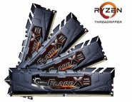 Иллюстрация к новости G.Skill представила 128GB комплекты памяти Flare X DDR4