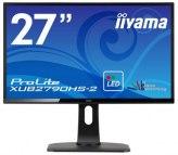 Иллюстрация к новости iiyama анонсировала 27-дюймовый монитор ProLite XUB2790HS-2 с экраном AH-IPS