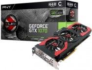 Иллюстрация к новости PNY собирается предложить игроманам видеокарту PNY GeForce GTX 1070 8GB XLR8