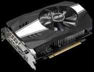Иллюстрация к новости ASUS представиля видеокарту Phoenix GeForce GTX 1060 с памятью в 6 ГигаБайт