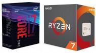 Иллюстрация к новости Mercury Research: доля AMD на рынке x86-процессоров превысила 10 %