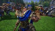 Иллюстрация к новости Warcraft III: Reforged запустится даже на видеокартах 14-летней давности