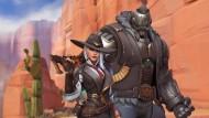 Иллюстрация к новости Разработчики Call of Duty помогли Blizzard улучшить стрельбу в Overwatch