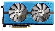 Иллюстрация к новости Видеокарта Sapphire Radeon RX 590 Nitro+ Special Edition в фотографиях