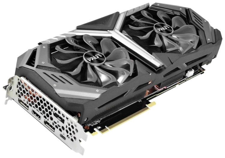 GeForce RTX 2070 GameRock (Premium)