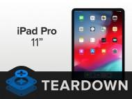 """Иллюстрация к новости Вскрытие iPad Pro 11"""": планшет практически не подлежит ремонту"""