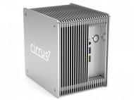 Иллюстрация к новости Cirrus7 Nimbini v2.5 Media Edition: бесшумный мини-компьютер на платформе Intel Coffee Lake