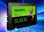 Иллюстрация к новости SSD-накопители ADATA Ultimate SU630 используют память 3D QLC NAND
