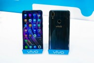 Иллюстрация к новости Vivo V11 и V11i: смартфоны среднего уровня с экраном Full-View и чипом Helio P60