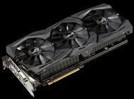 Иллюстрация к новости ASUS представила видеокарту ROG Strix Radeon RX 590