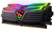 Иллюстрация к новости Частота новых модулей памяти GeIL Super Luce RGB Sync достигает 4133 МГц