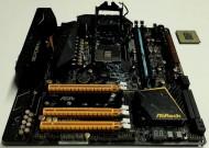 Иллюстрация к новости Intel Core i9-9900K удалось разогнать до 5,5 ГГц на плате с чипсетом Intel Z170