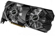 Иллюстрация к новости Видеокарты KFA2 GeForce RTX 2070 EX и EXOC c RGB подсветкой