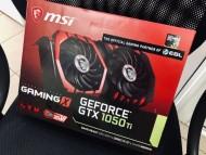 Иллюстрация к новости Обзор видеокарты MSI GeForce GTX 1050 Ti 4GB 128bit DVI HDMI HDCP (GTX 1050 Ti GAMING X 4G)
