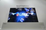 Иллюстрация к новости Телевизор LG с разворачиваемым экраном станет реальным продуктом в 2019 году