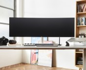 """Иллюстрация к новости LG UltraWide 49WL95: гигантский 49"""" монитор формата Dual QHD"""