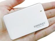 Иллюстрация к новости Kingmax KE31: карманные SSD-накопители ёмкостью до 960 Гбайт