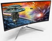 Иллюстрация к новости Изогнутый игровой монитор Acer Predator XR342CKP по цене в 1800 долларов США