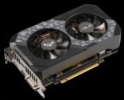Иллюстрация к новости Ускоритель ASUS TUF GeForce RTX 2060 OC рассчитан на компактные системы
