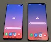 Иллюстрация к новости Подробные технические характеристики смартфонов Samsung Galaxy S10