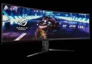 Иллюстрация к новости Игровой монитор ASUS ROG Strix XG49VQ обойдётся в 1300 долларов США