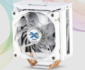 Иллюстрация к новости Zalman выпустила систему охлаждения CNPS10X Optima II с RGB-подсветкой
