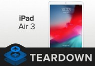 Иллюстрация к новости Лучше не ломать 2: планшет iPad Air 3 оказался почти непригоден для ремонта