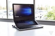 Иллюстрация к новости Прототип ноутбука-трансформера Intel Honeycomb Glacier, оснащенного двумя экранами
