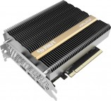 Иллюстрация к новости Palit GeForce GTX 1650 KalmX с пассивным охлаждением