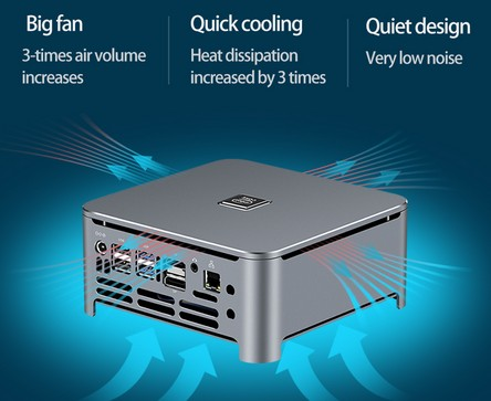 Intel Core i9-9880H mini-PC