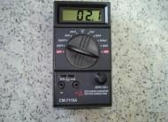 Иллюстрация к новости Ремонт измерителя ёмкости конденсаторов CM-7115A [очень завышает показания, решено]