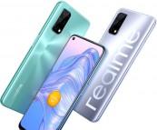 Иллюстрация к новости Представлен доступный 5G-смартфон Realme V5 5G с батареей на 5000 мА·ч и продвинутым экраном